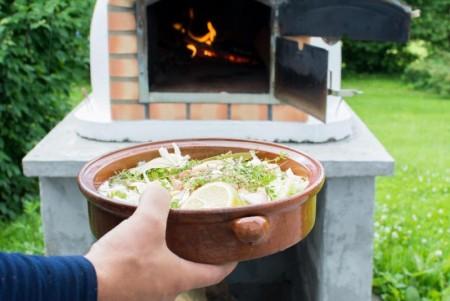 Suppe med Bønner og Kål